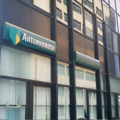 Insegne Banca Antonveneta Napoli 02