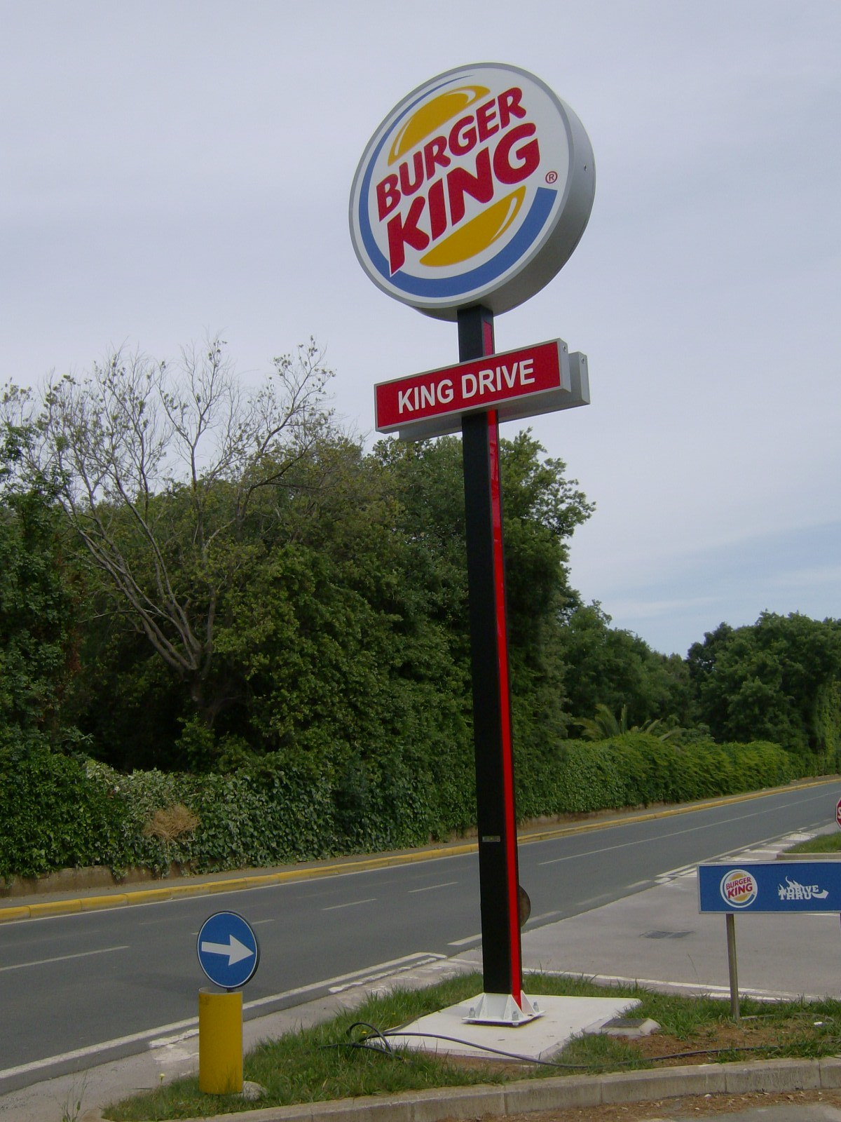 Burger King | Emmebi Sign