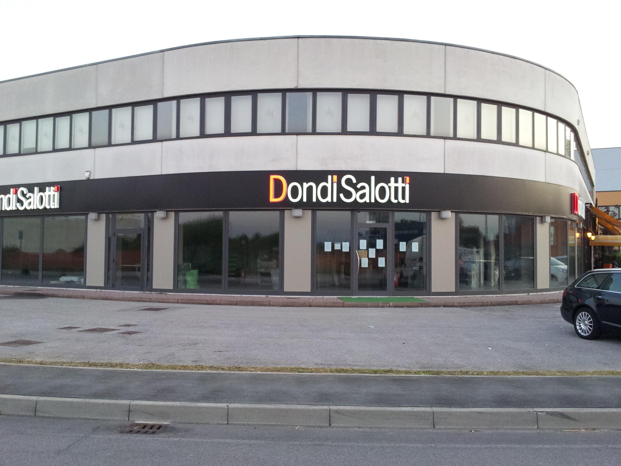 Dondi Salotti Vicenza.Dondi Salotti Emmebi Sign