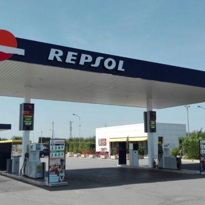Insegne Repsol Valenzano Bari 04